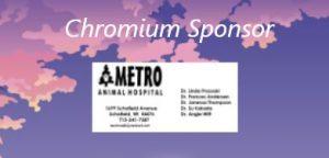 Chromium sponsor snip