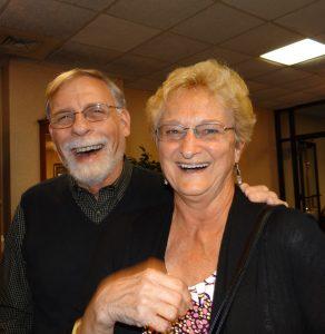 Jim and Joyce