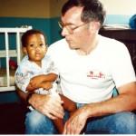 Bob Cadwell & patient